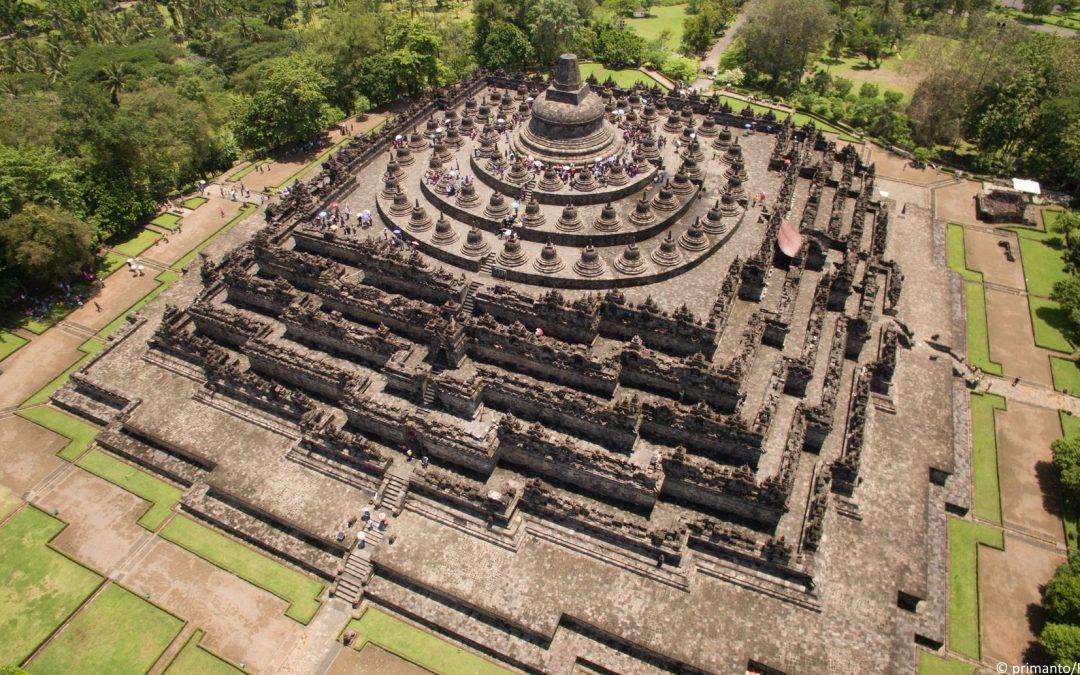 Borobudur – einzigartiges Weltkulturerbe auf Java