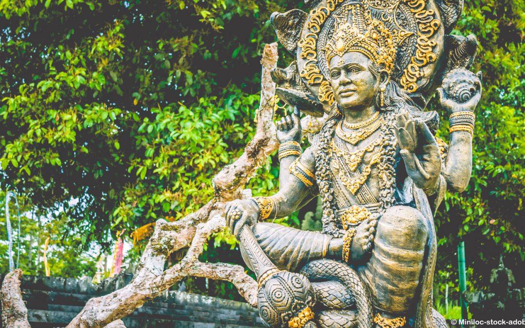Göttinnen und Götter im Hinduismus – die Vielfalt der Weltseele