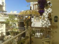 balinesicher Flair über den Dächern von Kairo