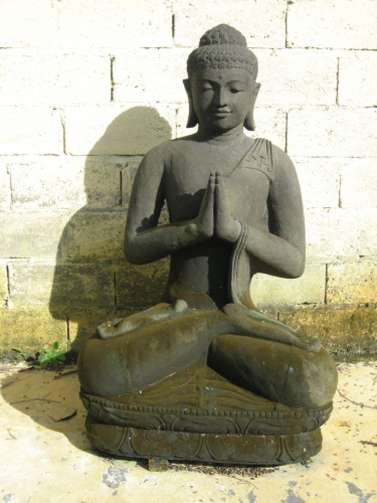 Buddha sitzend 125 cm