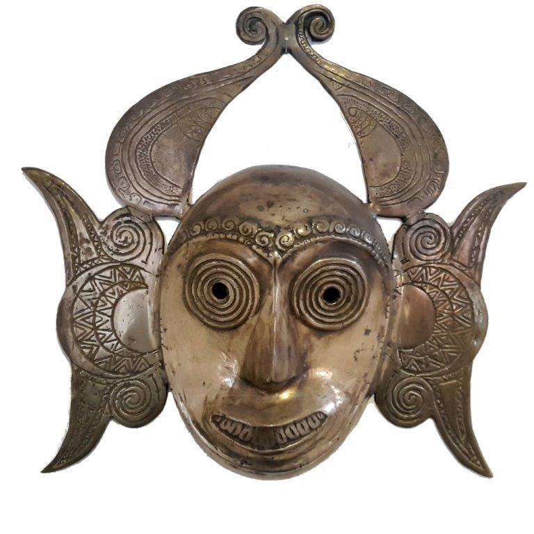 Maske aus Indonesien