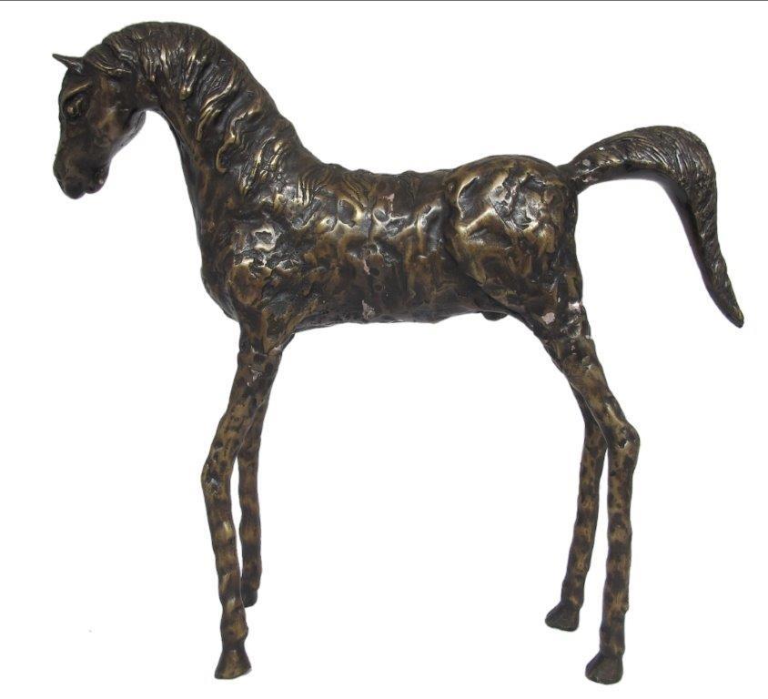 Pferd Bronze
