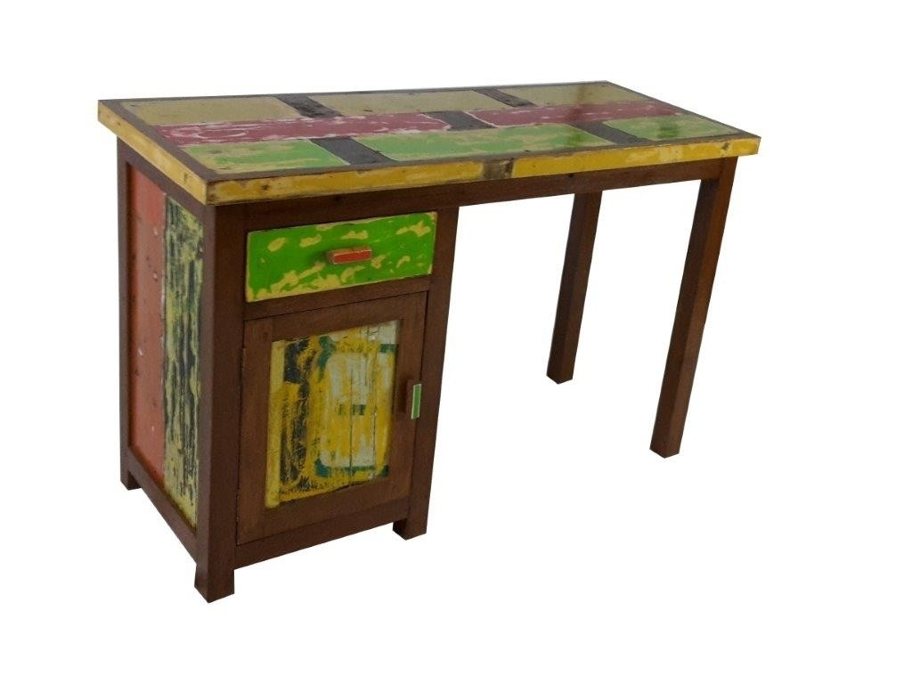 Schreibtisch vintage style for Schreibtisch vintage look