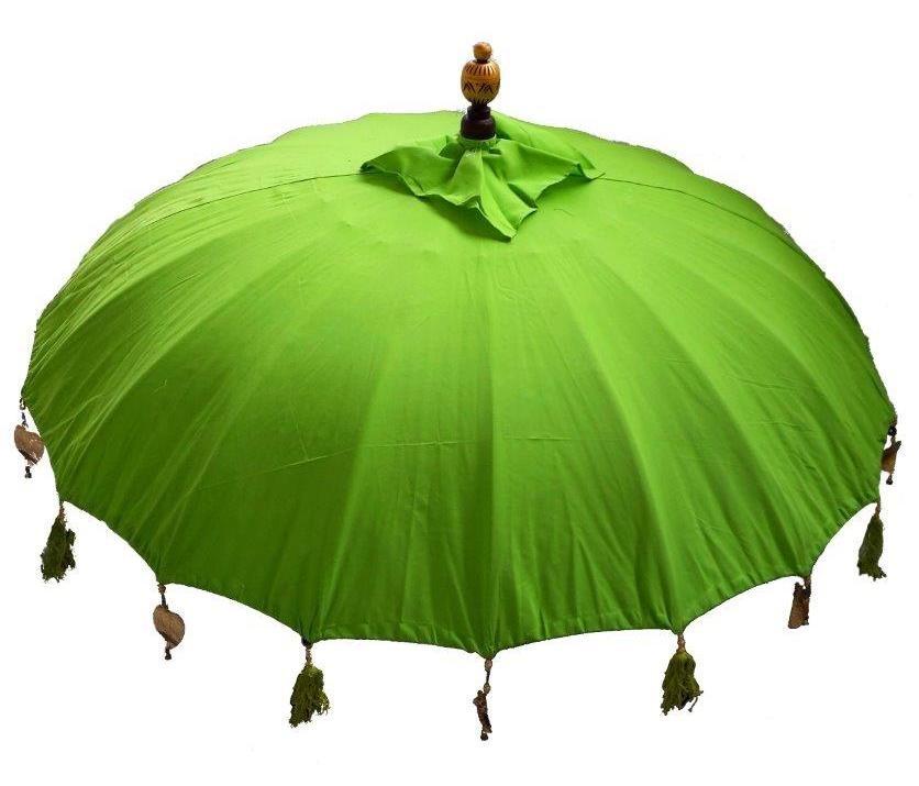 Sonnenschirm ca. 180 cm, Hellgrün