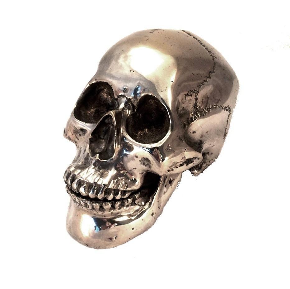 Totenkopf, trendiger Deko - Schädel