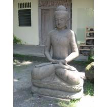 Buddha sitzend 160 cm hoch