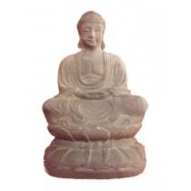 Buddha sitzend 20 cm