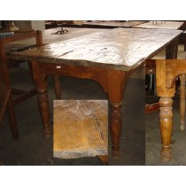 Tisch antik, eine Platte