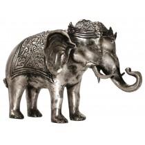 Elefant mit Krone