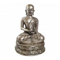 Buddha-Figur als Mönch