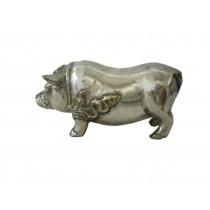 Glücksschwein/ Hängebauchschwein