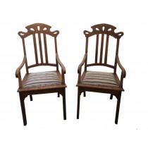 2-er Set Stuhl Sagita,