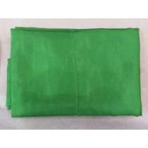 Fahne grün,  250/330 cm