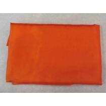 Fahne orange, 600/750 cm