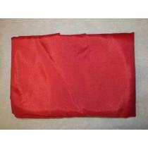 Fahne rot, 600/750 cm