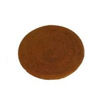 Platzsets / Platzmatte / Tischsets aus Naturfasern, rund