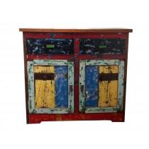 Sideboard, zwei Türen, zwei Schubladen