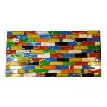 Holzbild/ Wandpaneel/ Tischplatte