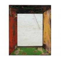 Vintage-Spiegel, Rahmen 5 cm breit