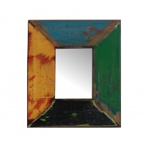 Vintage-Spiegel, Rahmen 10 cm