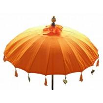 Sonnenschirm ca. 180 cm, Orange