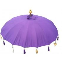 Sonnenschirm ca. 180 cm, Violett
