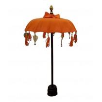 Tischschirm ca. 50 cm, orange