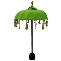 Tischschirm, hellgrün