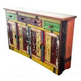 Sideboard, vier Türen